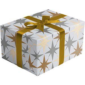 Christmas Star, Christmas Patterns Gift Wrap