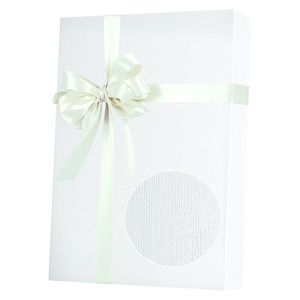 Solids & Special Finishes, Gift Wrap, White Linen