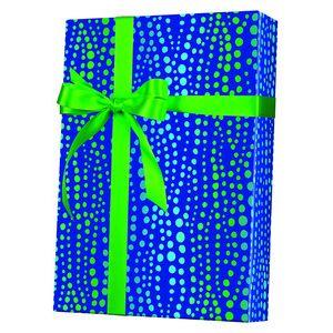 Feminine & Floral Gift Wrap, Bubbles