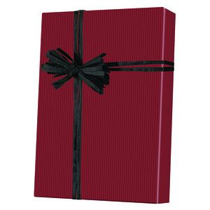 Solids & Special Finishes, Gift Wrap, Dark Red Kraft