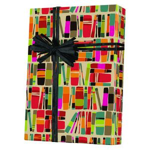 Masculine Gift Wrap, Hardbacks/Kraft
