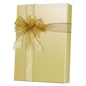 Solids & Special Finishes, Gift Wrap, Gold