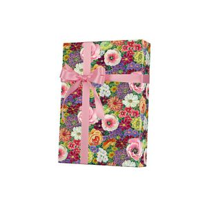 New Floral/ Always In Bloom, Feminine Gift Wrap