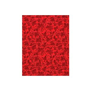 Red Holly, Christmas Gift Wrap