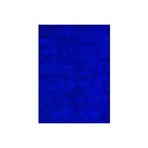 Dramatic Blue Spun Silk, Masculine Gift Wrap