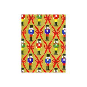 Rib Soldiers, Christmas Gift Wrap