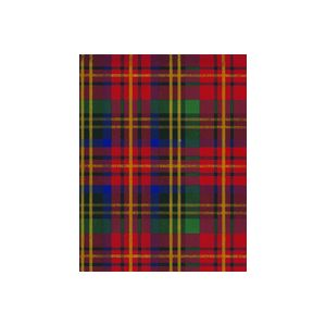 Traditional Red Plaid, Masculine Gift Wrap
