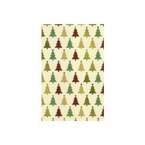 Creamy Christmas Trees , Christmas Gift Wrap