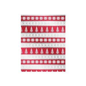 Red & White Christmas , Christmas Gift Wrap