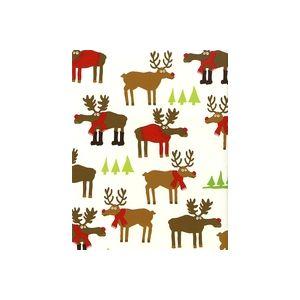 Herd It Was Christmas , Holiday Animal Gift Wrap
