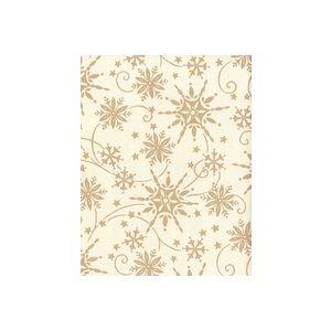 A Little Flakey , Snowflake Gift Wrap