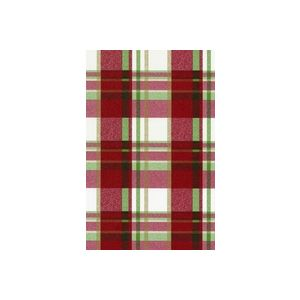 Red/Green New Plaid, Christmas Patterns Gift Wrap