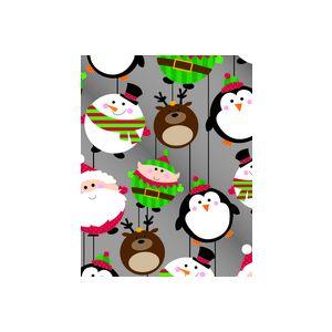 Bulging Baubles , Christmas Gift Wrap