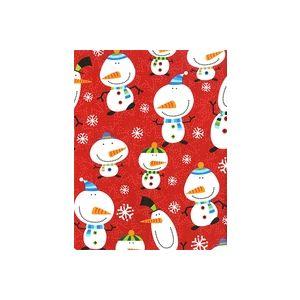 Jovial Snowmen , Snowman Gift Wrap