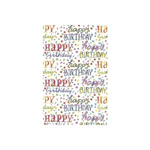 Birthday Bash, Party & Celebration Gift Wrap
