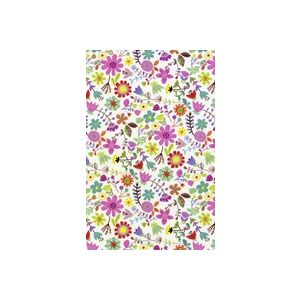 Spring has Sprung, Floral Gift Wrap