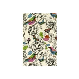 In Living Color, Floral Gift Wrap
