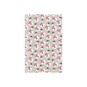 Mini Frosties Red Scarf, Christmas Gift Wrap