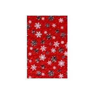 Red/White Snowflake , Christmas Gift Wrap