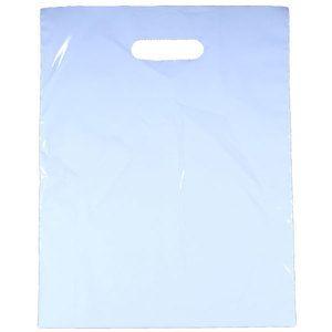 White, Large Gloss Heavy Duty Merchandise Bags