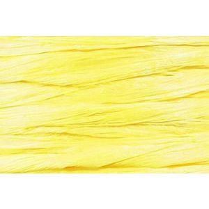 Yellow, Wraphia in Matte Colors