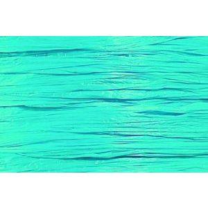 Aqua, Wraphia in Matte Colors