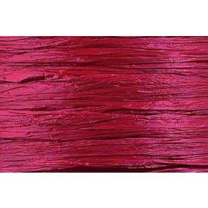 Burgundy, Wraphia in Matte Colors