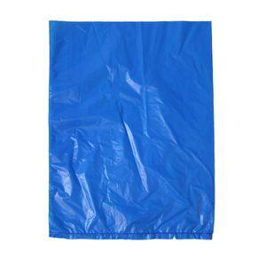"Dark Blue, Plastic Merchandise Bags, 8.5"" x 11"""