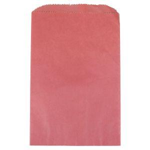 "Petal Pink, Paper Merchandise Bags, 6-1/4"" x 9-1/4"""