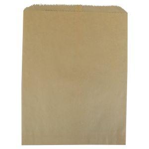 "Cream, Paper Merchandise Bags, 8-1/2"" x 11"""