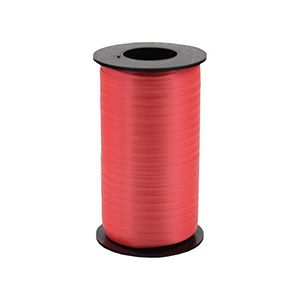 Red, Curling Ribbon