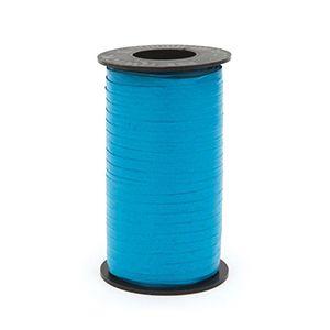 Caribbean Blue, Curling Ribbon