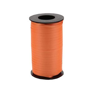 Orange, Curling Ribbon