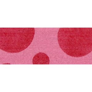 Bubblegum/Red, Dots Curling Ribbon