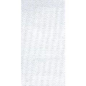 White, Flora Satin Ribbon