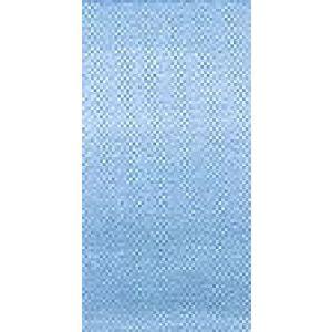 Blue, Flora Satin Ribbon