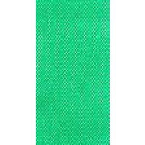 Emerald, Flora Satin Ribbon