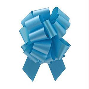 Turquoise, Flora Satin Perfect Bows