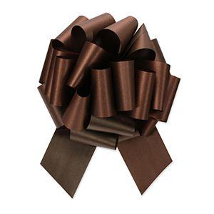 Chocolate, Flora Satin Perfect Bows