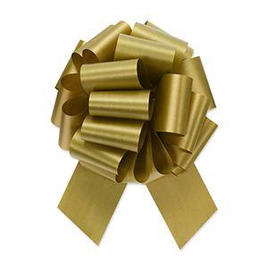 Holiday Gold, Flora Satin Perfect Bows