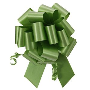Leaf, Flora Satin Perfect Bows