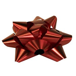 Red, Star Bows