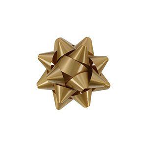Holiday Gold, Star Bows