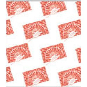 Brick Oven Red Pattern, Food Service Tissue Paper
