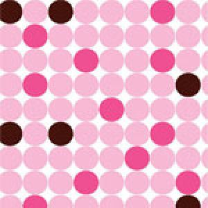 Dots Pattern, Food Service Tissue Paper