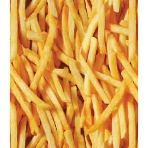 Fries Pattern, Food Service Tissue Paper