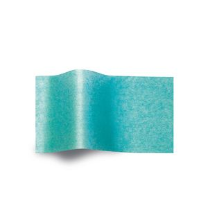 Bright Turquoise, Pearlesence Tissue Paper