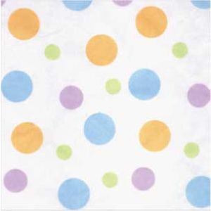 Baby Dots, Polka Dot Tissue Paper