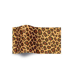 Leopard, Animal Printed Tissue Paper