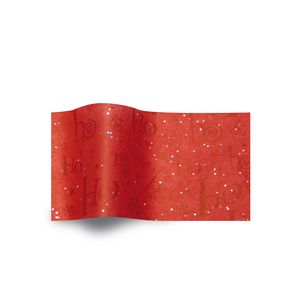Gemstone HO HO HO, Gemstones Patterened Tissue Paper
